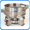 Круглое вибросито, вибрационное сито SWECO , вибрационный грохот, тамблер, вибросито пищевое, просеиватель вибрационный,